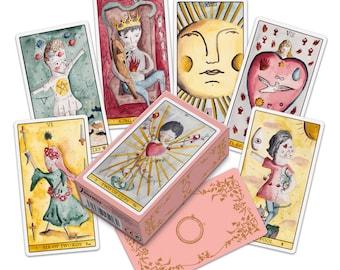 Tarot Deck Tarot of Light - 78 Tarot cards