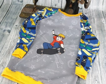 Sweatshirt, Sweater, Skater, Cool Boy Gr 122