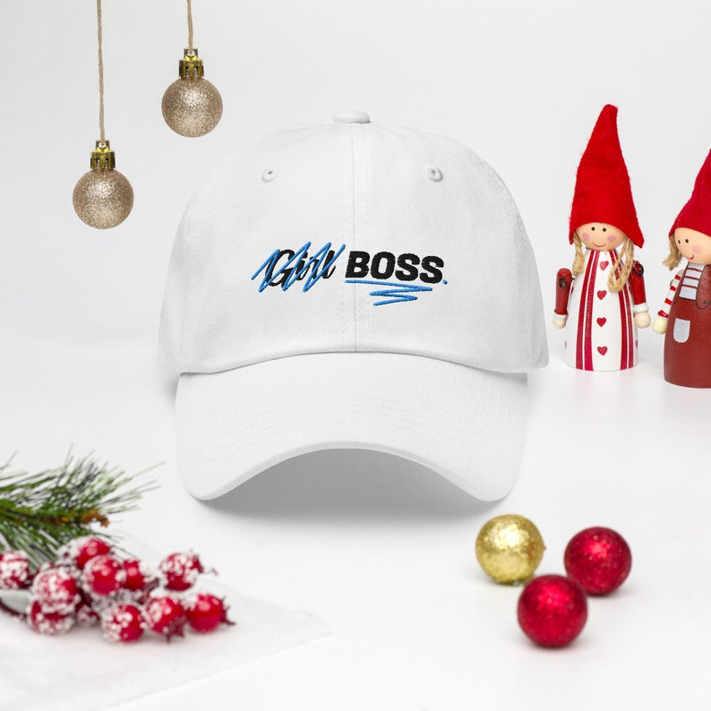 Not girl just boss Dad hat girl boss ceo gift hat