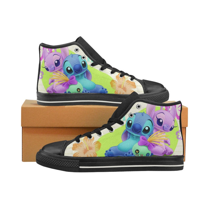 custom canvas shoes kids,High tops sneakers men women High tops stitch stitch shoes horror shoes canvas shoes