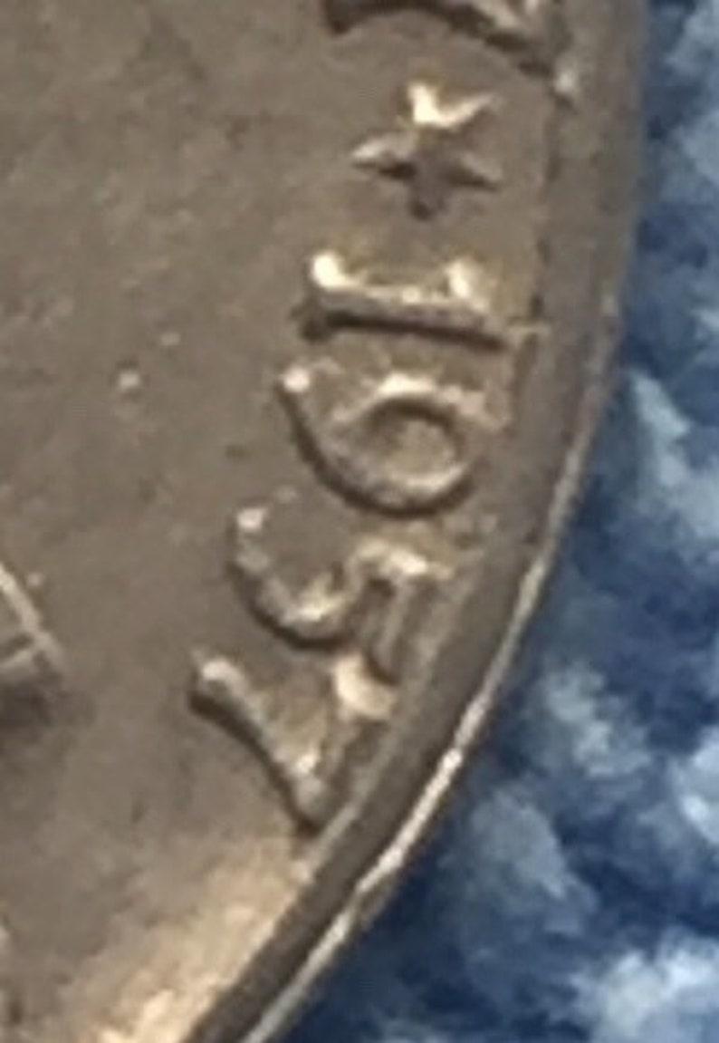 1957 D Jefferson Nickel