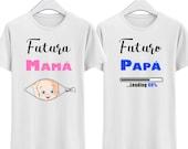 Babyshower Tshirt / Camisa de Babyshower
