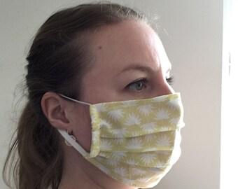 masque tissus protection
