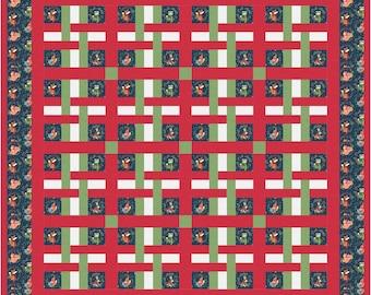 Christmas Weaving