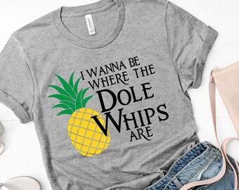 Disney World / Walt Disney / Disney World Shirts / Disneyland / Dole Whip / Disney Shirts / Dole Whip Pineapple / Family Disney / Hoodie