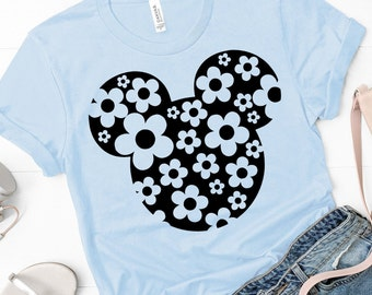 Disney World / Walt Disney / Disney World Shirts / Flower & Garden Festival / Mickey Flowers / Disney World Vacation / Disney Family