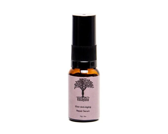 Elixir Anti-aging Repair Serum | Burn Cream | Wrinkles | Fine Lines | Age Spots | Organic Oils | Frankincense |