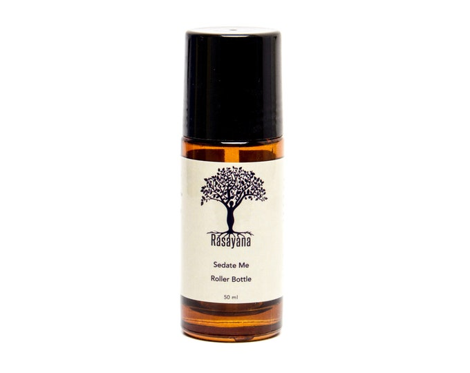 Sedate Me Roller Bottle, Natural Sleep Aid from our Signature Scents