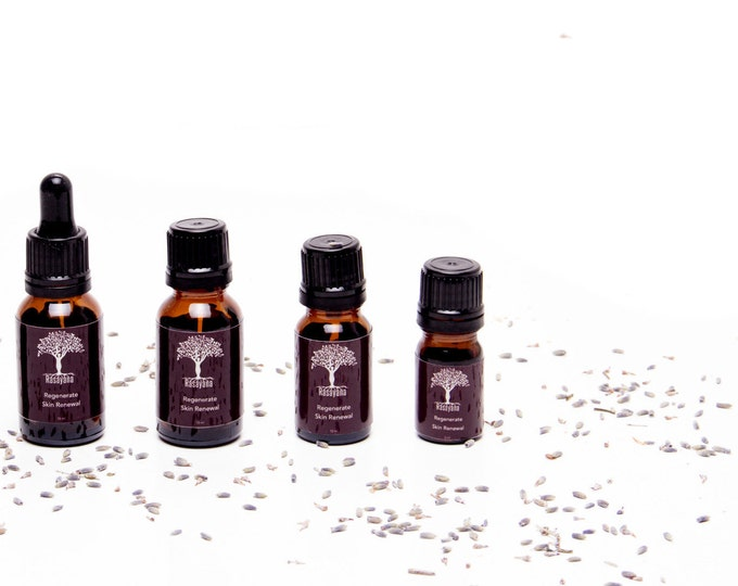 Regenerate | Synergy | Sothign and Calming | Skin renewal  | Fever Blisters  | Organic Essential Oils | Small Batches | Hand-made