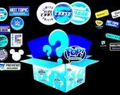 GLOW In the DARK Funko Pop Mystery Box Guaranteed 1x Glow In The Dark Funko Rare Limited Edition Exclusive Possibly Vaulted FREE Shipping