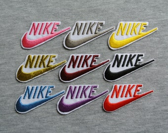 Nike 9X3 inches Iron on transfers