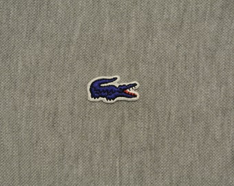 Rabbit Iron on patches 8,7x6,6cm Application Embroided badges white