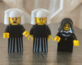 Nun...the word says it!  Golden Girls Blanche, Rose and Sophia kicking the habit