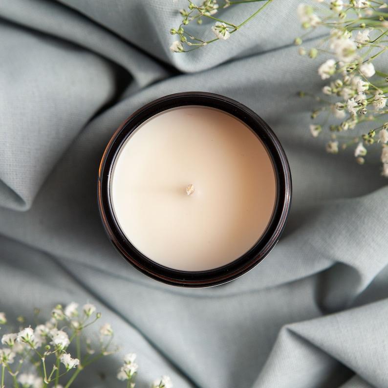 Get Well Soon Gift Sending Hugs Candle