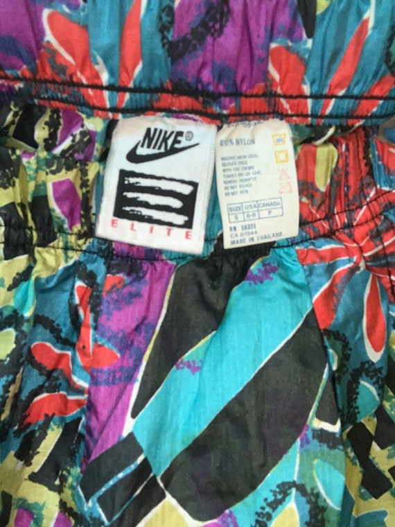 1990s Nike Elite Windbreaker Shorts