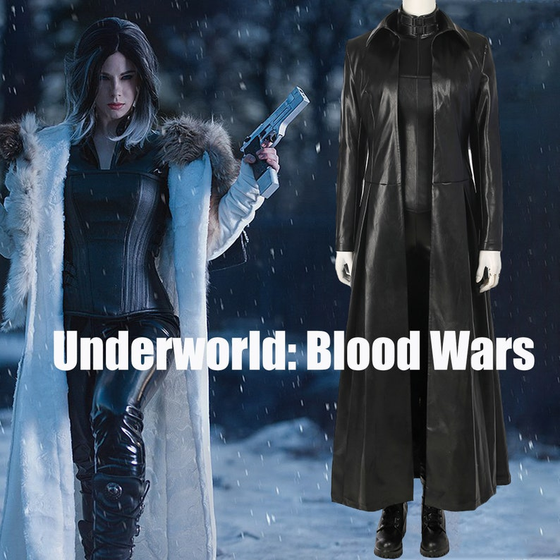 Underworld Blood Wars of Selene Cosplay Costume