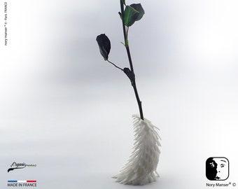Cactus Elévation Panache 1.0 Chaque soliflore est unique, créé pour des personnes uniques ! Idée cadeau, vase, home, deco bureau, bouquet