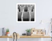 "Paris Roubaix ""the Showers"" photo art print"