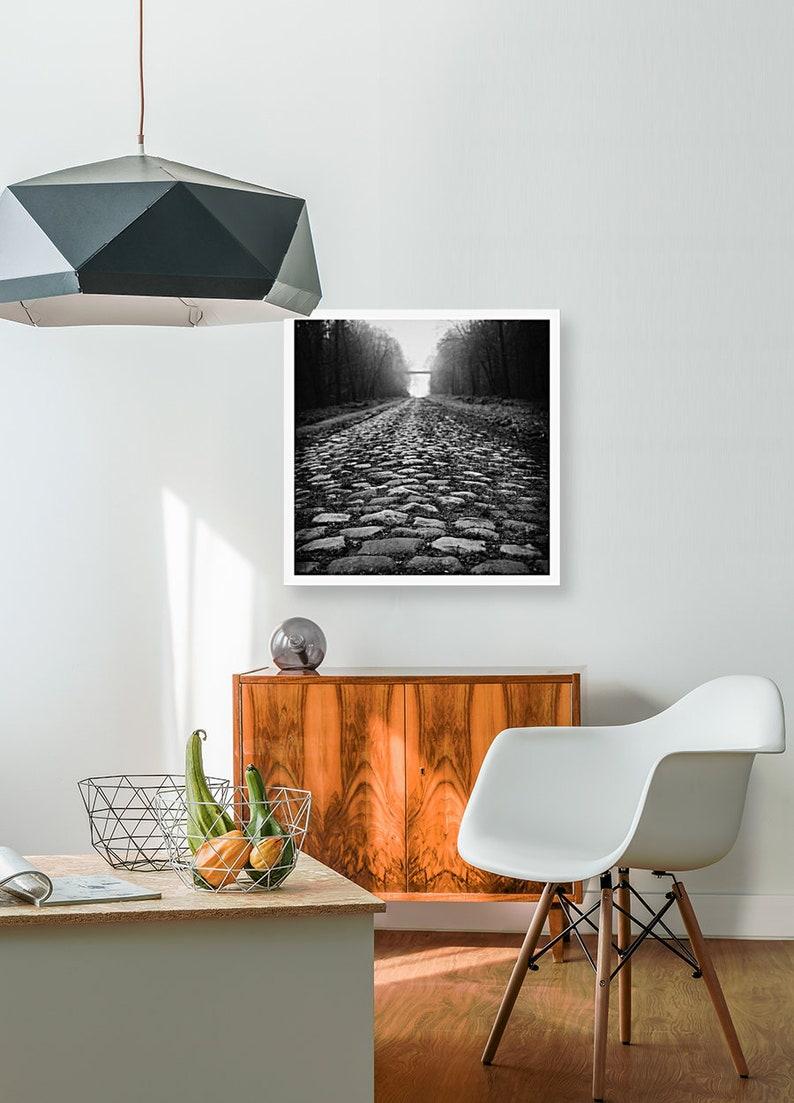 Paris-Roubaix The Arenberg Trench photo art print image 0