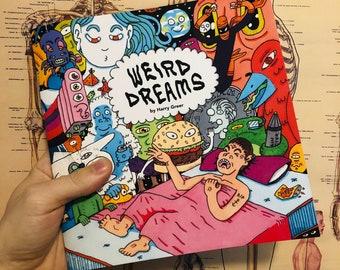 Weird Dreams Book