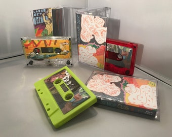 Exotic Cringe Club Cassette - Album 3&4