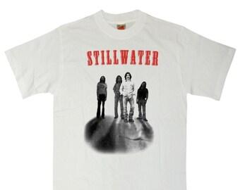 Stillwater Band T-Shirt Movie Still Water Tour Halloween Costume Aid Mens Womens Adult Tee Shirt Gift 90s Out Of Focus Guys Merch