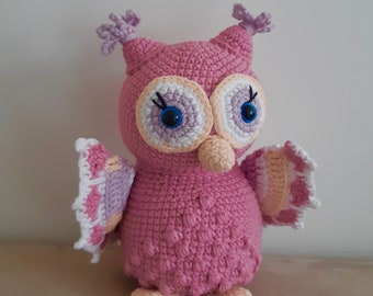 Pattern Bundle: Tammy, the Elephant and Violet, the Owl ... | 270x340