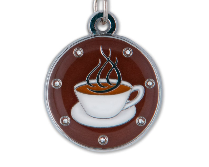 Dog Charm Coffee Design for Your Dog Rich Brown