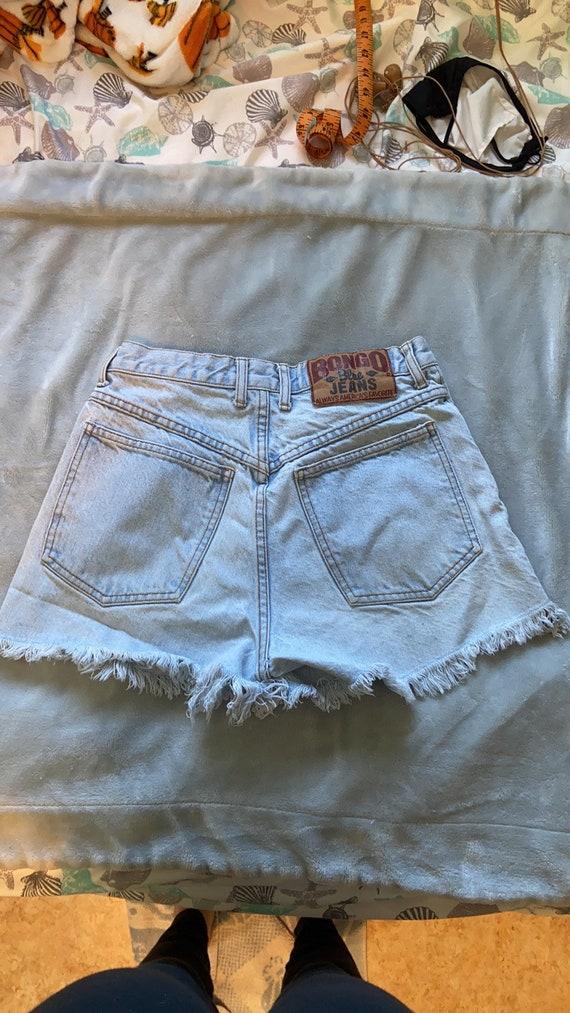 Bongo Cut-off Shorts