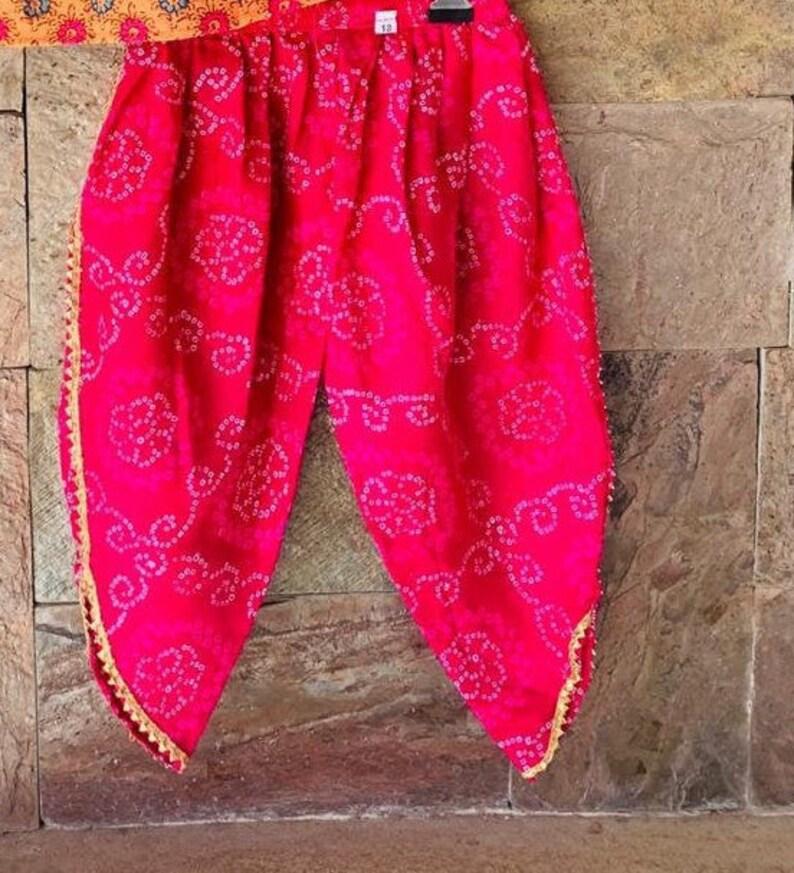 Girls salwar kameezGirls punjabi suitDhoti pantsPatialaEthnic wearkids salwar kameez Dhoti /& Kurta girlsPatiala kids