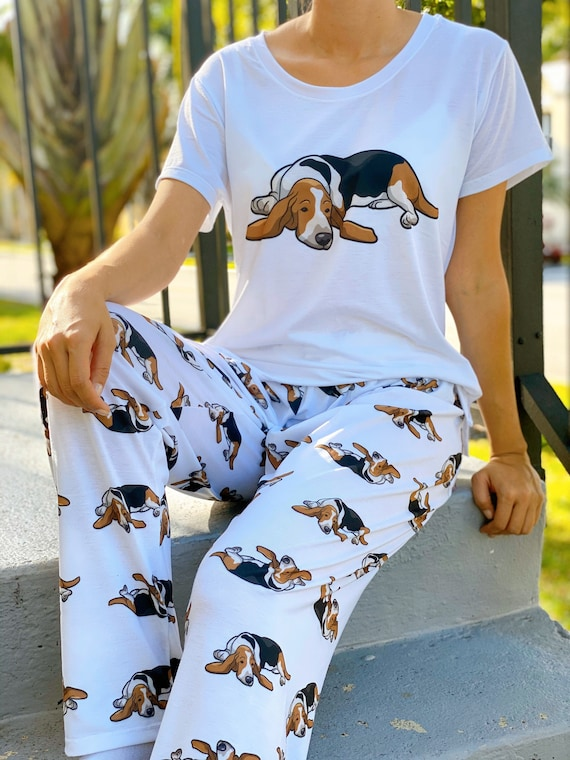 Womens Capri Pajama Set and Separates by LazyOne Cute Womens Animal Saying Pajamas
