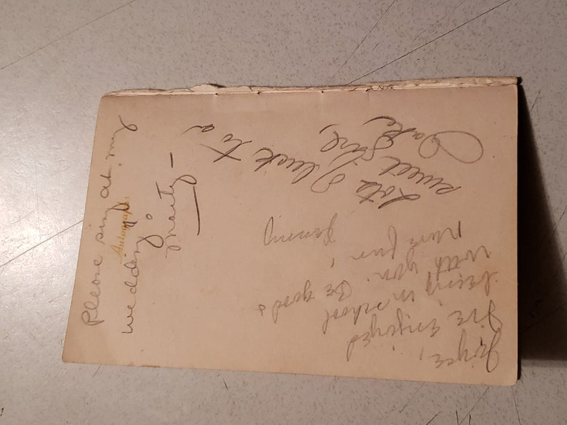 Gift Authentic vintage senior prom book 1946 Must see