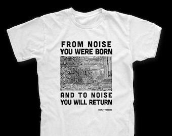 T-Shirt Noise you were Born, Gildan Heavy Cotton, Isn'tses T-shirt