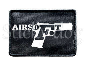 Airsoft 1911 patch with Velcro