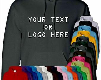 New Unisex Hoodie Custom Personalised Stags Uniforms Workwear Event Gift Hoody