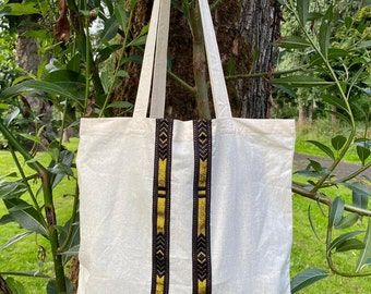 Ethiopian Coffee Inspired Tote Bag