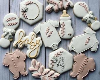 Baby Shower set cookies