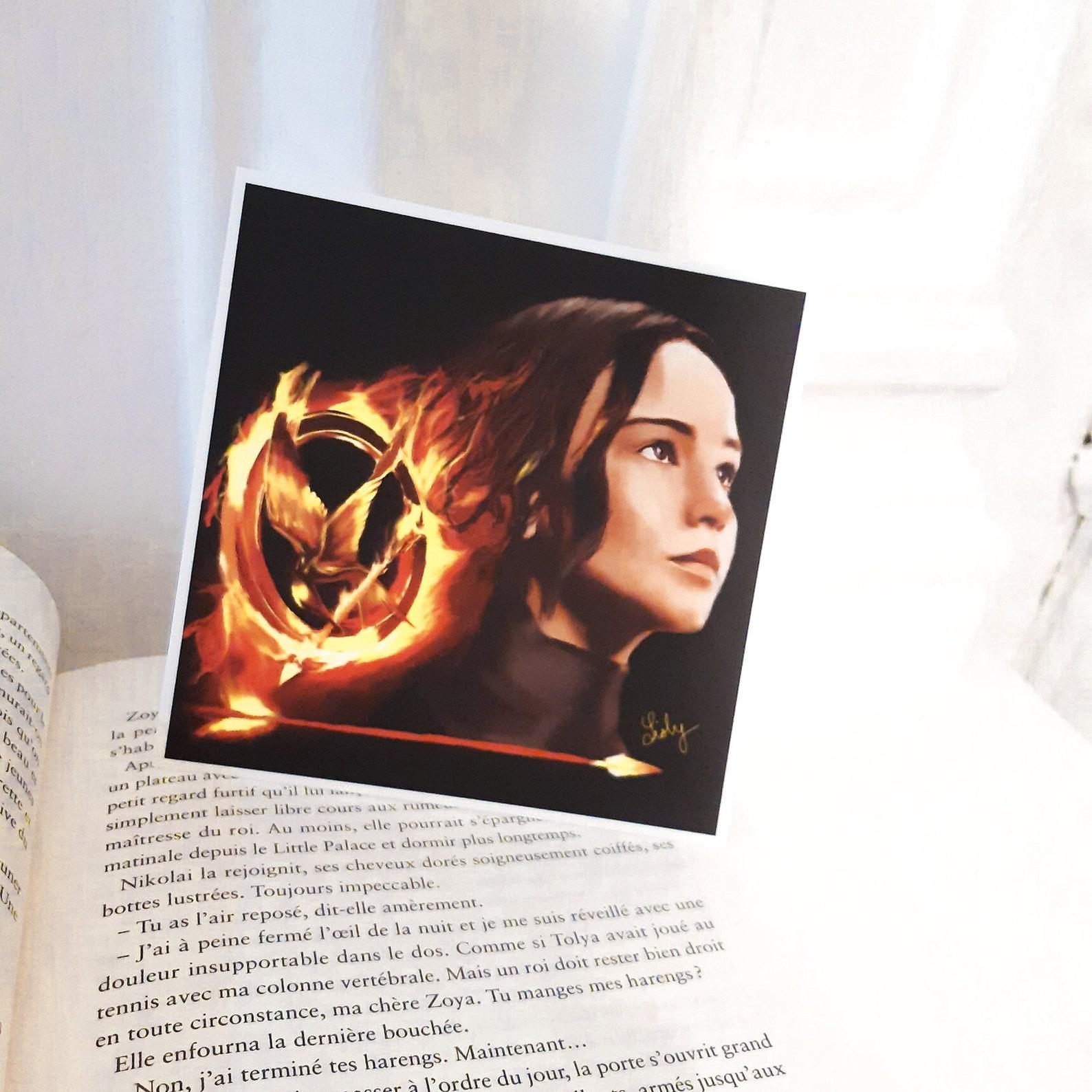 Katniss Everdeen par @lisly_art