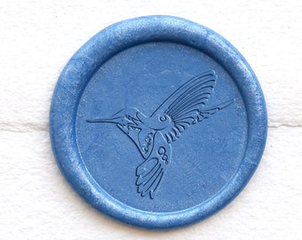 Humming bird Wax Seal StampBird  Wax Seal Stamp Wedding wax seal stamp wedding wax seal kit