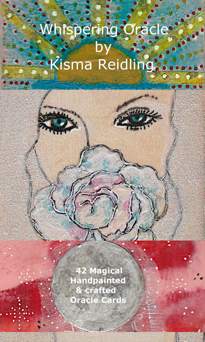 Whispering Oracle Deck image 0