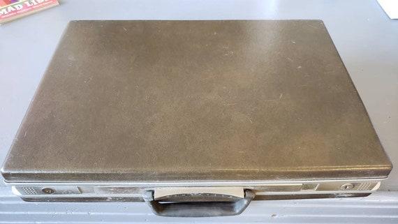 Vintage Military Briefcase