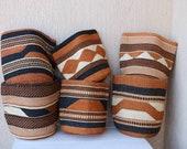 SALE Woven planters, Sisal planters, Tribal planters, Succulent planters, Wicker baskets, Decorative basket, Handmade planters, Kenyan kiond
