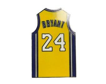 Kobe Bryant Pin   Etsy