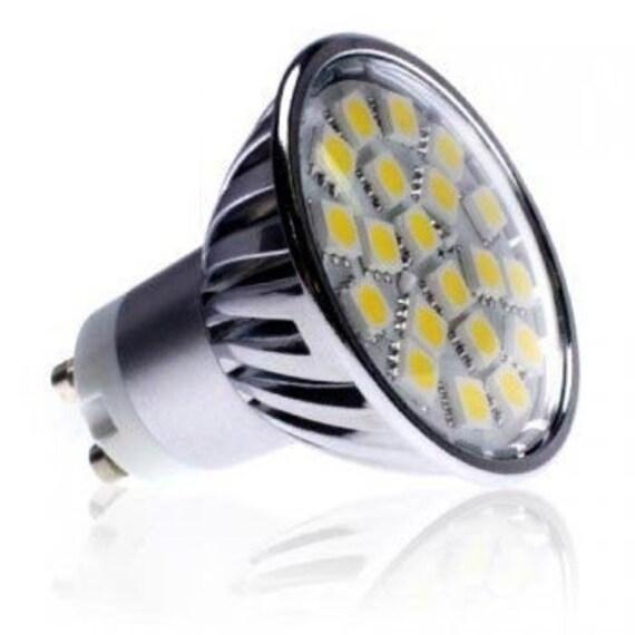 3 Watt SMD LED MR16 GU10 Spotlight Lamps 3 pack 5 pack 10 pack