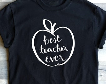 Best Teacher Ever SVG and PNG file