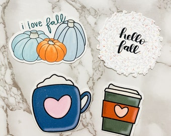 Fall SVG and PNG Files for Print and Cut