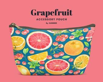 Citrus Lemons and Limes Glasses  Spectacles  Pencil Case