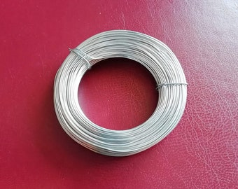 Crafts 0.6mm Stringing Real Rose Gold Plated Copper Bulk Beading Wire Spool for Jewelry Making Nickel Free