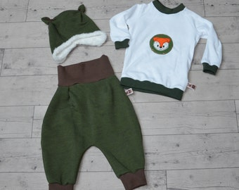 Baby Set with Fox