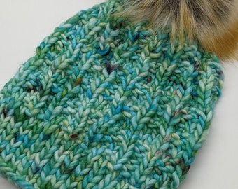 Luxury knit beanie-choose your own color!